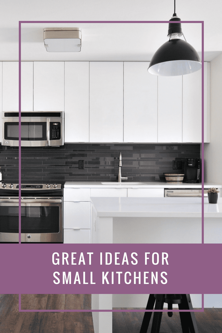 Great ideas for your small kitchen a few favourite things for Great small kitchens