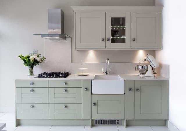 Secret Storage Ideas - kitchen