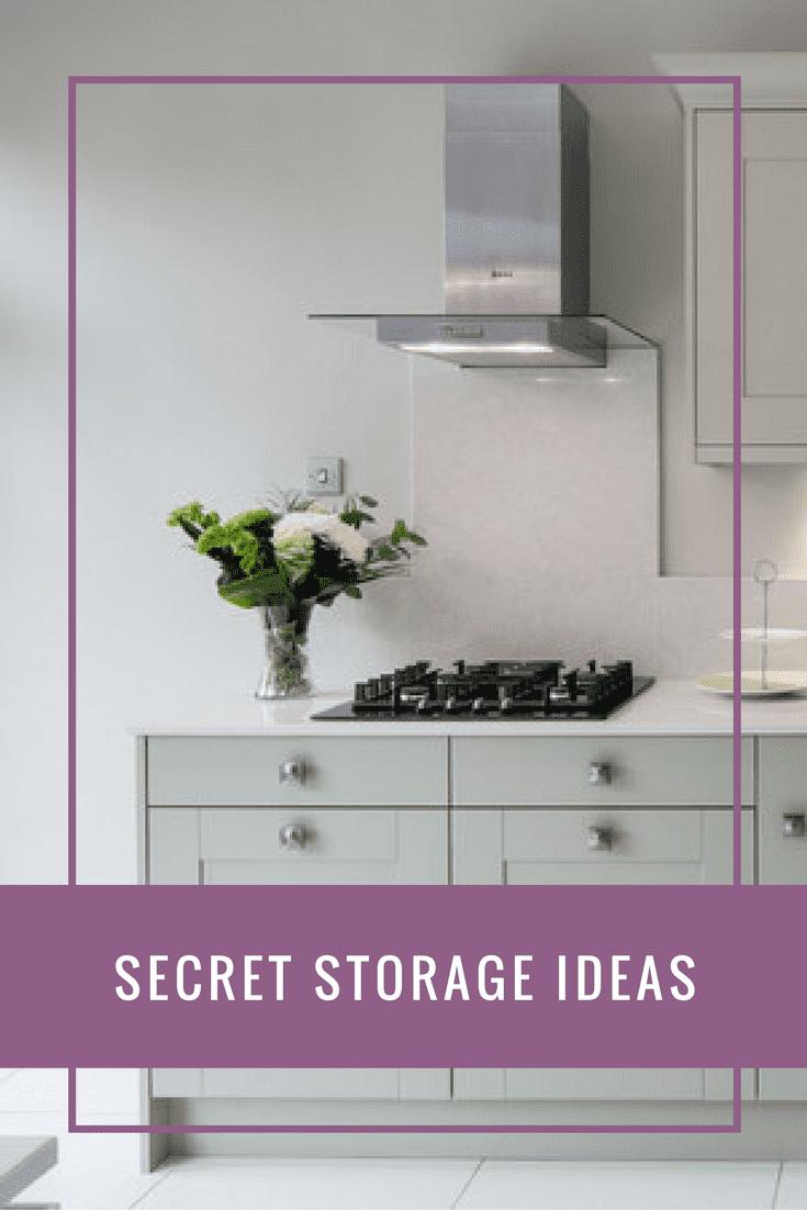 Secret Storage Ideas