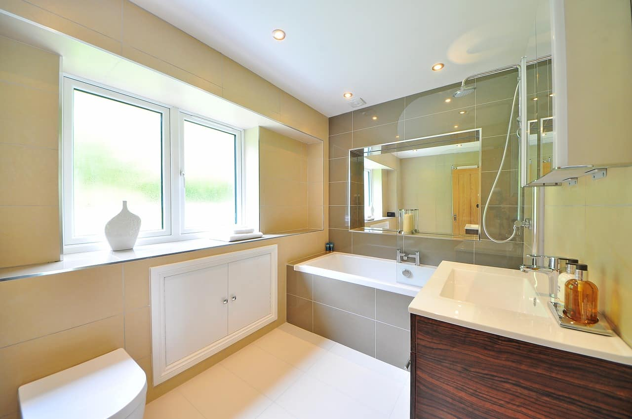 Secret Storage Ideas - bathroom