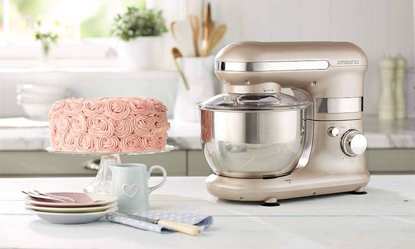Get your kitchen ready for bake off