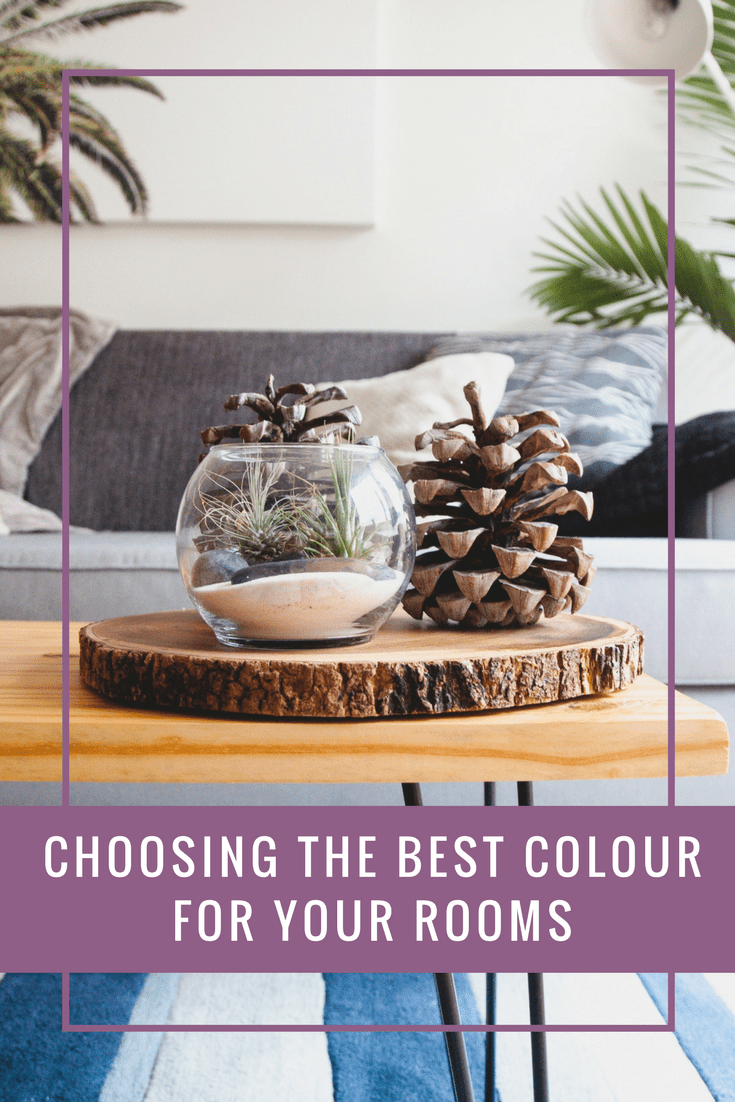 Choosing the best colour scheme for your rooms made simple