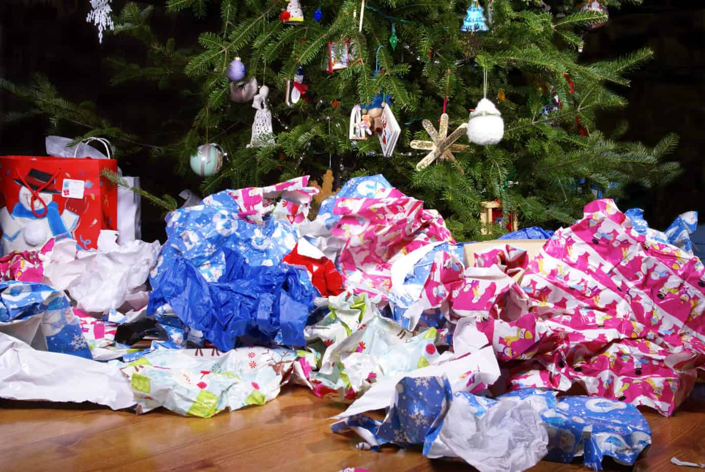 How to tackle the 12 stains of Christmas