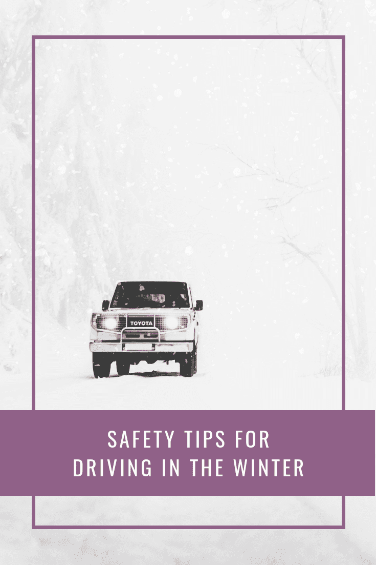 Safety tips for driving in the winter | Tips to avoid accidents in the winter