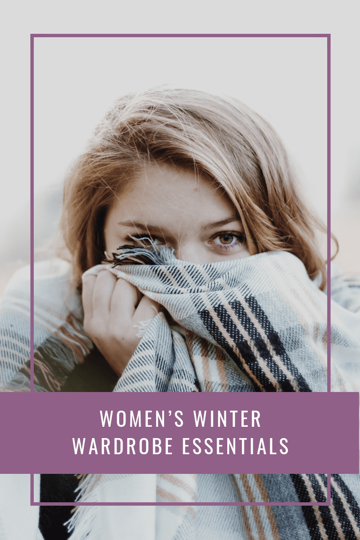 Women's winter wardrobe essentials | A Few Favourite Things
