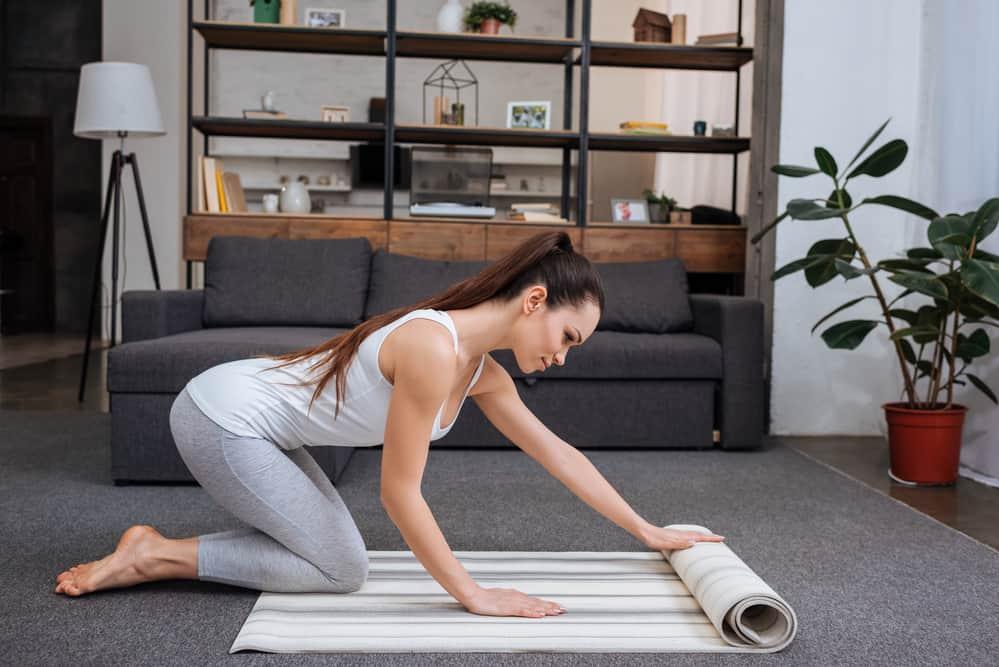 Feeling stressed? try yoga