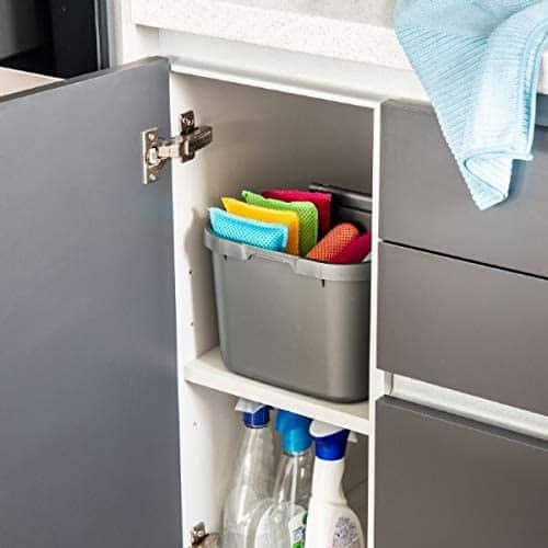Maximising space in utility room