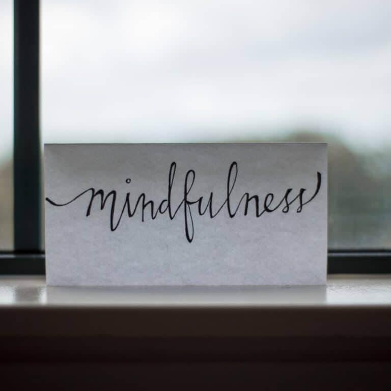 The benefits of mindfulness exercise