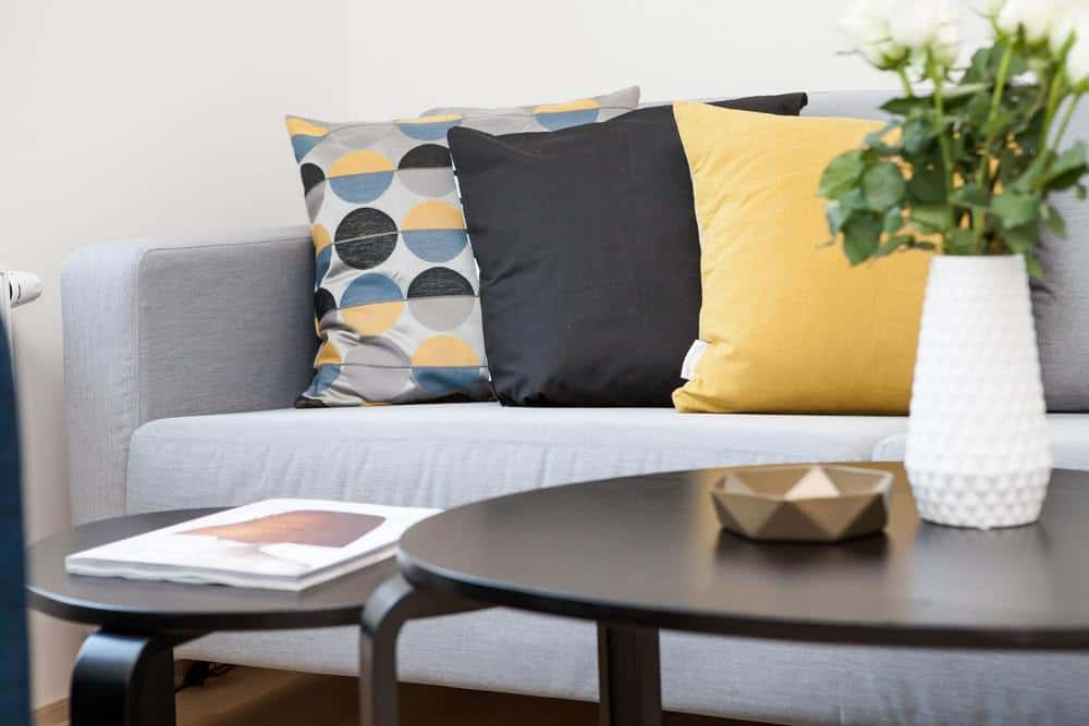 Add spring colours to your home