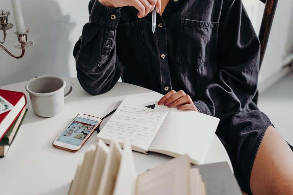 Feeling overwhelmed? Try journalling